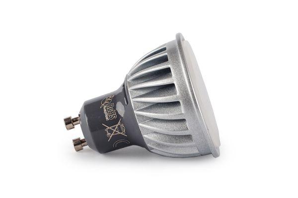 Stmívatelná LED žárovka GU10 8,8W 800lm studená,  ekvivalent 65W
