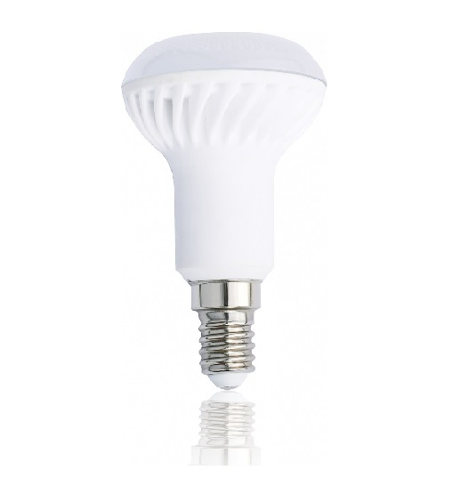 LED ��rovka Tesla E14 5W 350lm tepl� R50, ekvivalent 34W
