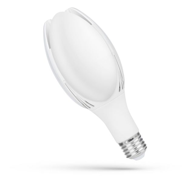 LED žárovka E27 50W 5200lm, denní, ekvivalent 300W