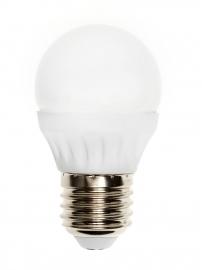 LED ��rovka E27 4W 350lm G45 studen�, ekvivalent 32W