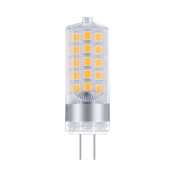 LED žárovka G4 3,5W 340lm 12V teplá, ekvivalent 34W